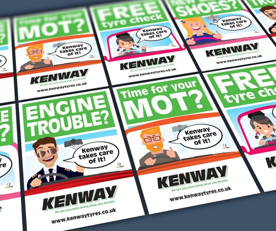 Kenway Tyres